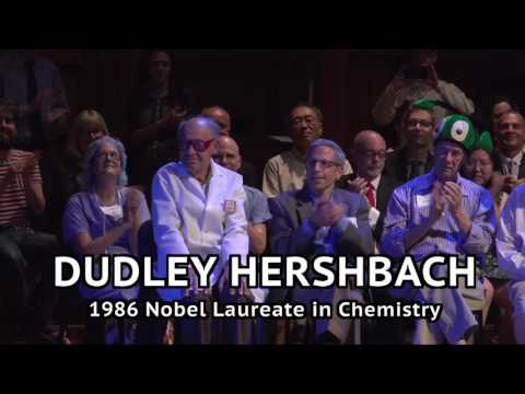 The twenty sixth First Once-a-year Ig Nobel Prize Ceremony (2016)