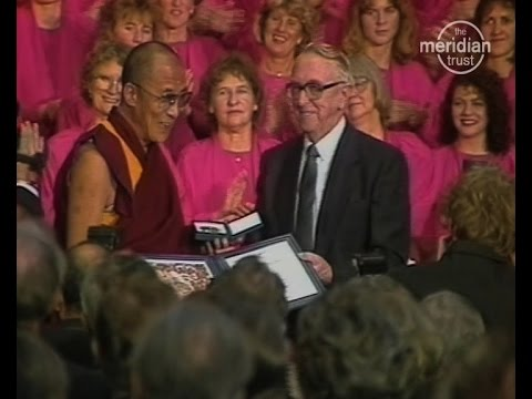 Man of Peace – H.H. the Dalai Lama, Nobel Peace Prize 1989