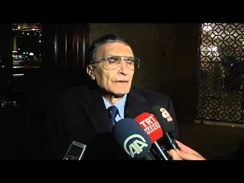 Nobel Prize Winner Aziz Sancar in Turkey