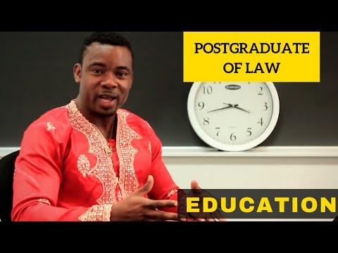 Why I Review: Postgraduate In Legislation!! (S1E1)