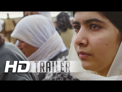 He Named Me Malala | British isles Inspire Trailer | Official High definition 2015