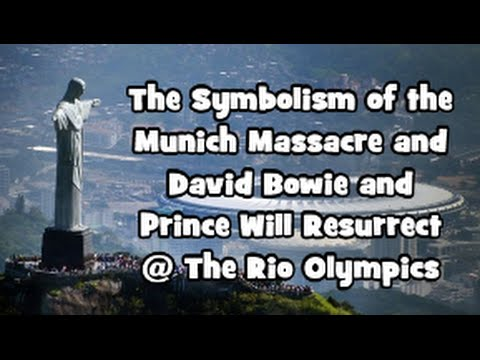 The Symbolism At the rear of the Munich Massacre, Amount 23, David Bowie, Prince and The Rio Olympics