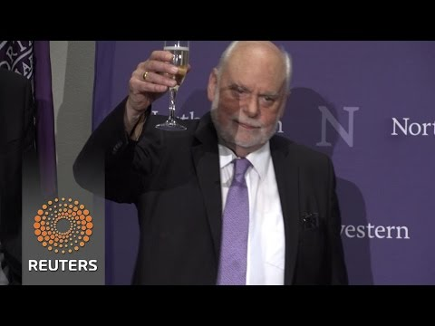 """Chemistry Nobel prize winner believed connect with was a """"hoax"""""""