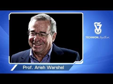 Nobel Laureate Arieh Warshel Technion Honorary Health practitioner 2015