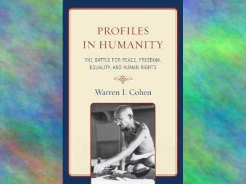 Audiobook: Profiles in Humanity: The Battle for Peace, Liberty, Equality, and Human Legal rights