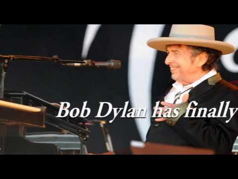 Dylan claims Nobel left him 'speechless' Swedish academy