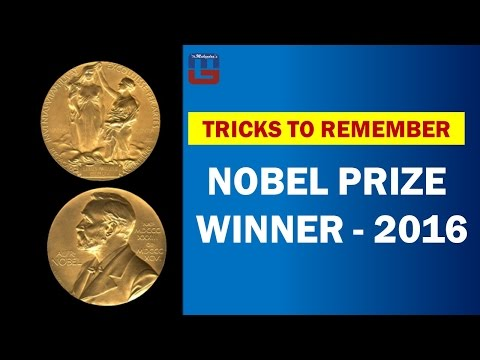 Methods FOR NOBEL PRIZE 2016