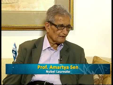 Tête-à-tête: Job interview with Nobel laureate Amartya Sen (Part 1)