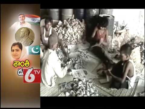 Nobel Peace Prize Winners Malala Yousafzai and Kailash Satyarthi – 6 TV Special Focus