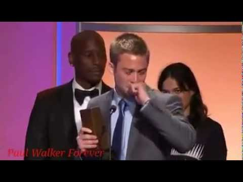 Paul Walker honored – ‎Noble Awards 2015‬