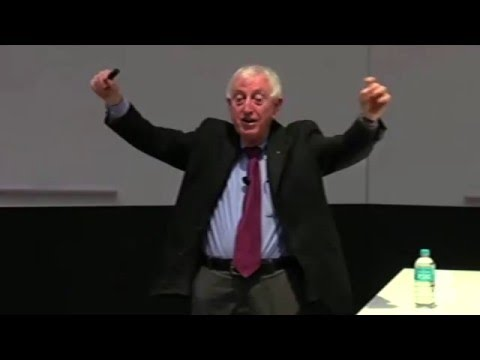 Professor Peter Doherty on how to get a Nobel Prize at Potential Wellbeing Leaders National Conference