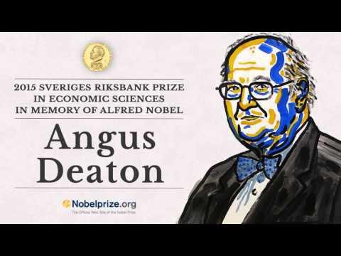 Portrait of a Laureate: Angus Deaton