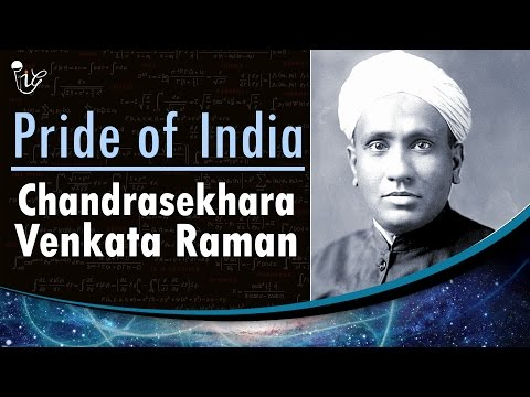 C. V. Raman | Nobel Prize Winner For Physics | Satisfaction Of India