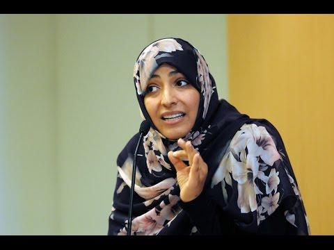 Tawakkol Karman: A Nobel Peace Prize Winner Displays on Yemen These days