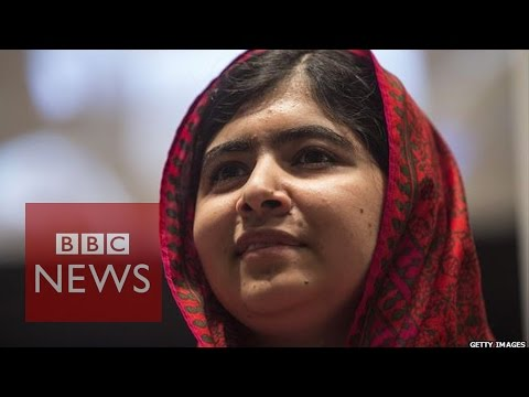 Malala & Kailash Satyarthi acquire Nobel Peace prize – BBC News