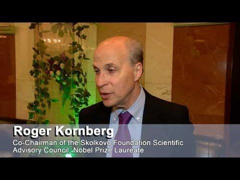 Roger Kornberg – Nobel Prize Laureate