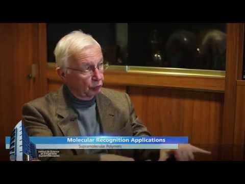 Nobel Laureate Dr. Jean-Marie Lehn – Movie two of 4