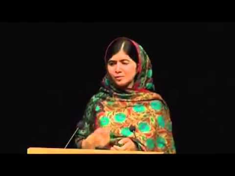 Malala Yusafzai Gained the Nobel Prize Award at Oslo Norway 2014