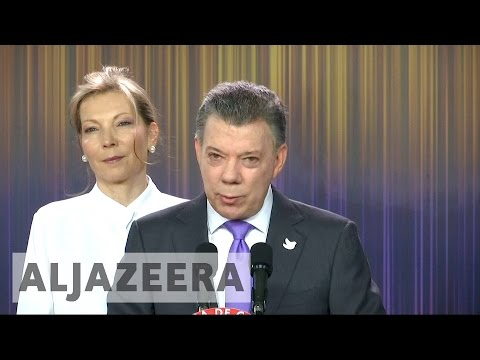 Colombia's Santos named 2016 Nobel Peace Prize winner