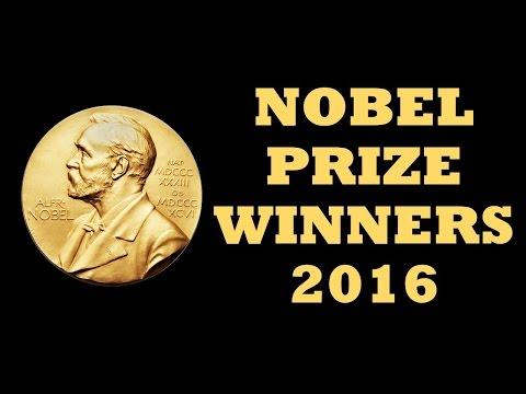 Nobel Prize Winners, 2016!! –  Review Capsule