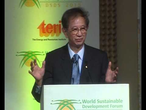 Distinctive Session : Leaders' Converse- Nobel Laureate Prof. Yuan Tseh Lee