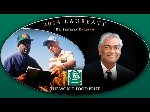2014 Earth Food Prize