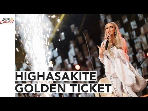 HIGHASAKITE – Golden Ticket – The 2016 Nobel Peace Prize Concert