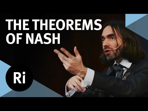 The Extraordinary Theorems of John Nash – with Cédric Villani