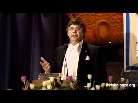 Nobel Banquet speech, Andre Geim, 2010