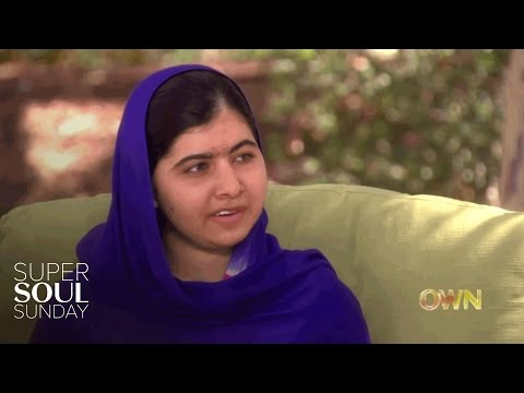 Why Malala Yousafzai Has By no means Been Angry at the Men Who Shot Her | SuperSoul Sunday | Own