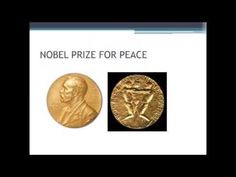 Nobel Prize Winners of India and Indian Origin