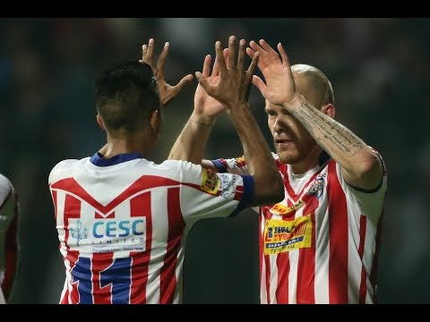 Atletico de Kolkata defeat Mumbai Town FC in Indian Super League semi-ultimate to start with leg