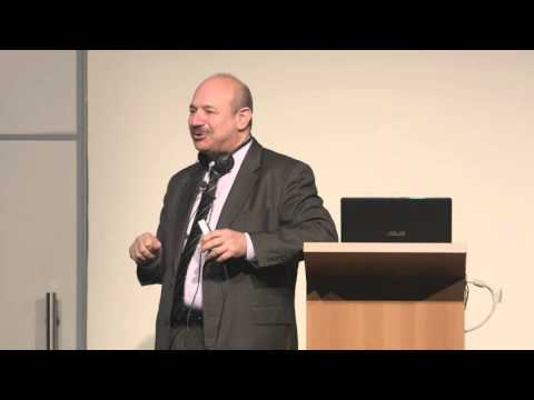 """I am form of obsessive"" Bruce Beutler, Nobel Laureate"