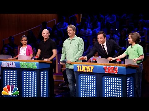 "Tonight Demonstrate ""Are You Smarter than a fifth Grader?"" with Pitbull and Jeff Foxworthy"