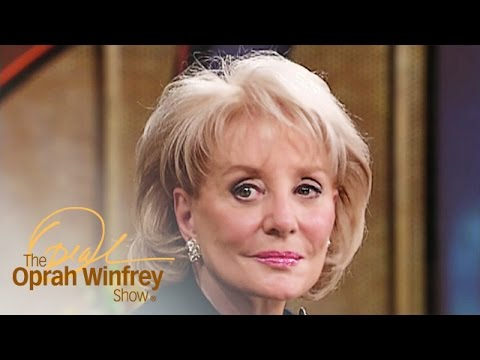 Barbara Walters on Becoming Pretty Careful Not to Give Viewpoints | The Oprah Winfrey Display | Personal