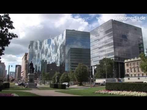 Toronto, from the College to the School of Art and Style – Canada Hd Travel Channel