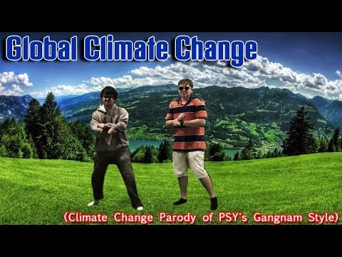Worldwide Weather Modify (Parody of Gangnam Style) (Weather Modify New music Online video)