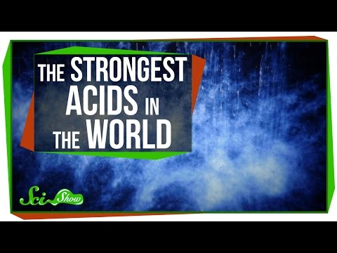 The Strongest Acids in the Planet