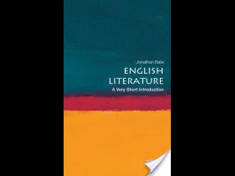 English Literature: A Pretty Limited Introduction