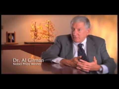 Nobel Prize Winner Dr. Al Gilman