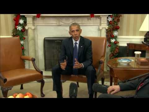 "Obama praises ""wonderful get the job done"" of Nobel Prize winners"