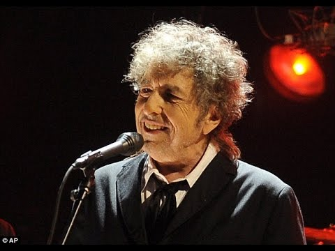 Bob Dylan Wins the Nobel Prize for Literature