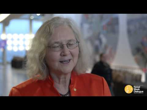 Elizabeth Blackburn on ageing and Nobel Week Dialogue 2014