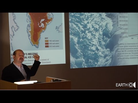 """Dire Predictions: Knowing Local weather Change"" – the Earth101 lecture"