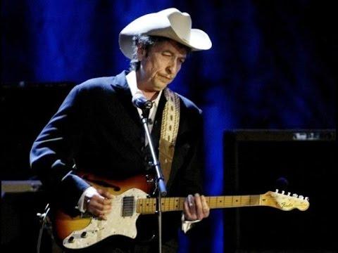 Breaking:Bob Dylan wins Nobel Prize in Literature