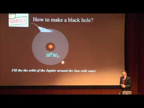 Black Holes – Avi Loeb