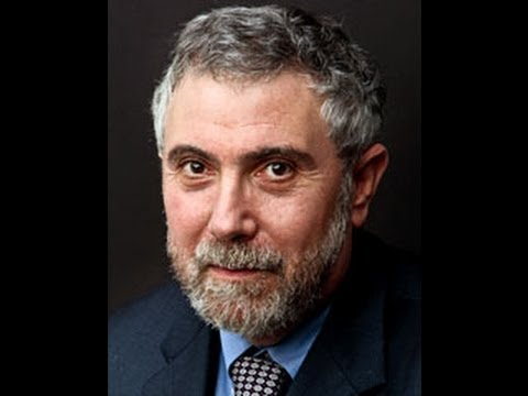 Nobel Prize Winner in Economics Paul Krugman   The Need to have For Federal government Paying